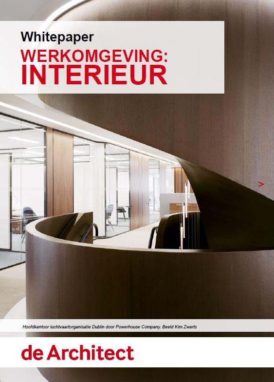 Omslag WP Werkomgeving Interieur