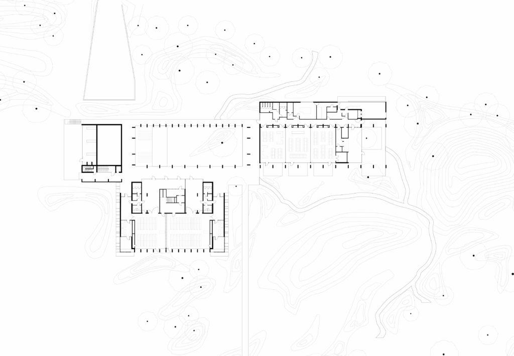 Crematorium, Lommel - a2o