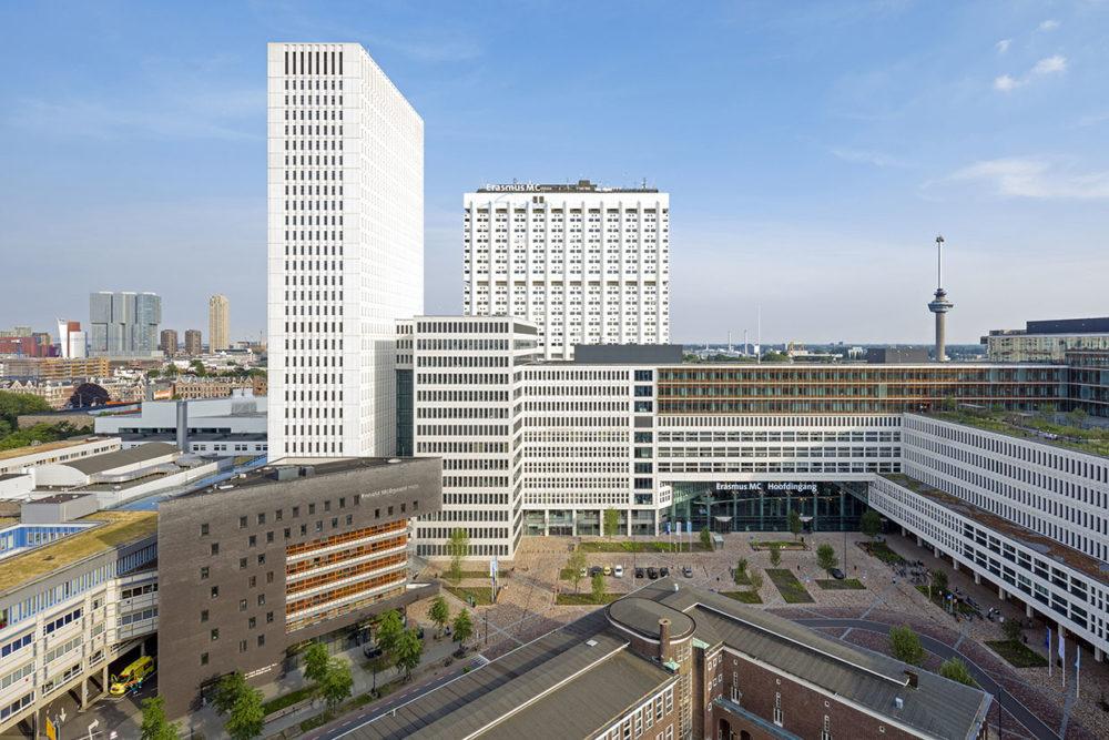 ARC18: Erasmus MC Rotterdam – EGM architecten