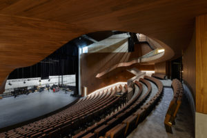 ARC18: Cultural Center and Library 'De Factorij' Zaventem – ebtca architecten & archiles architecten