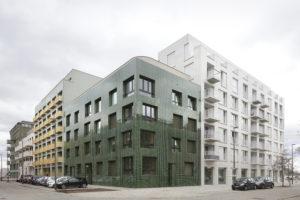 ARC18: Kaai 37 Antwerpen – META, noA, dvvt, OFFICE