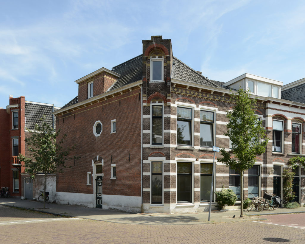 Arc hoekwoning leiden u unknown architects de architect
