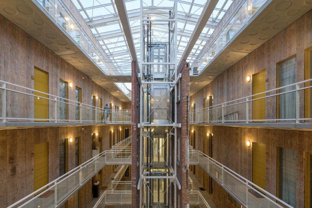 ARC18: Kaaspakhuis Gouda – Mei Architects