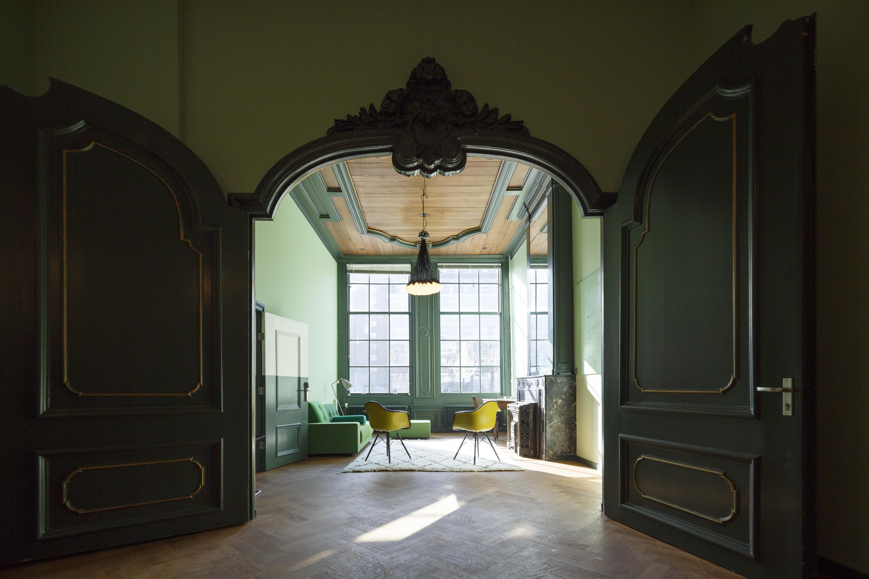 <p>De Groene Kamer &#8211; foto: Jordi Huisman</p>