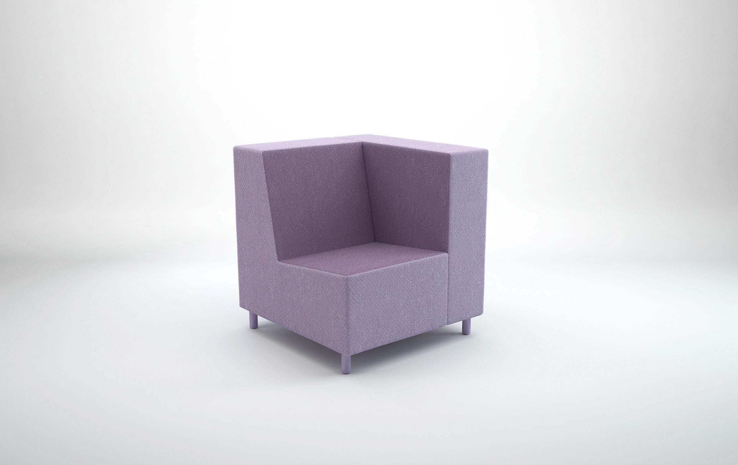 <p>MEGALITH armchair</p>
