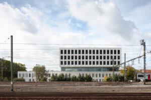 ARC18: KUL Campus Brugge – Abscis Architecten