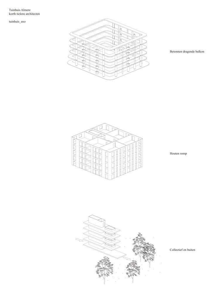Tuinhuis Almere - Korth Tielens Architecten.