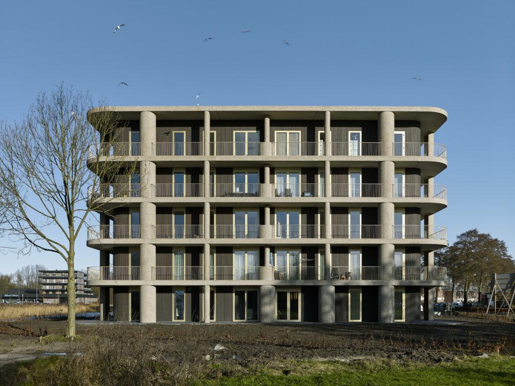 Tuinhuis Almere - Korth Tielens Architecten. Stefan Müllerw