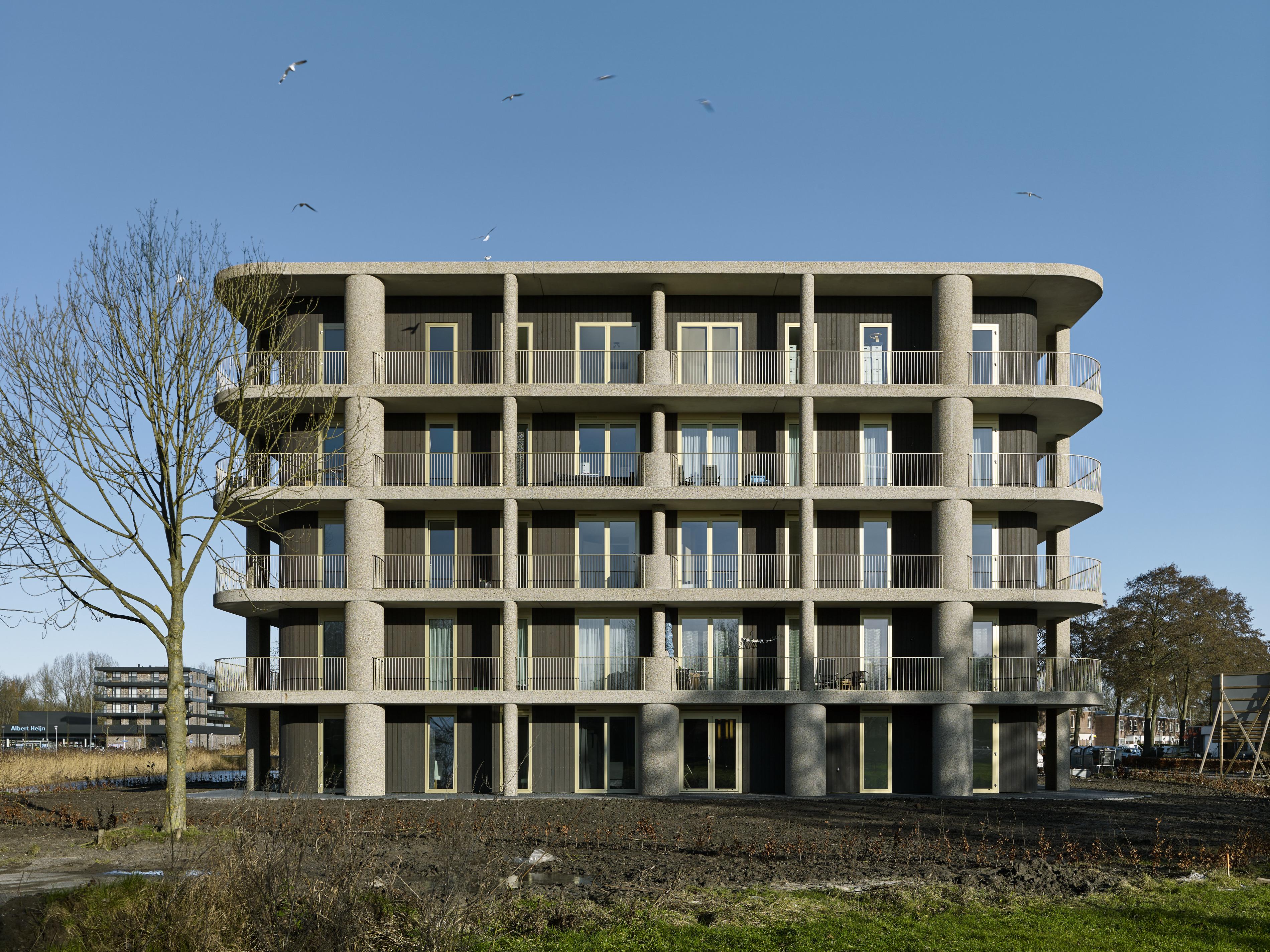 <p>Tuinhuis Almere &#8211; Korth Tielens Architecten. Beeld  Stefan Müller</p>