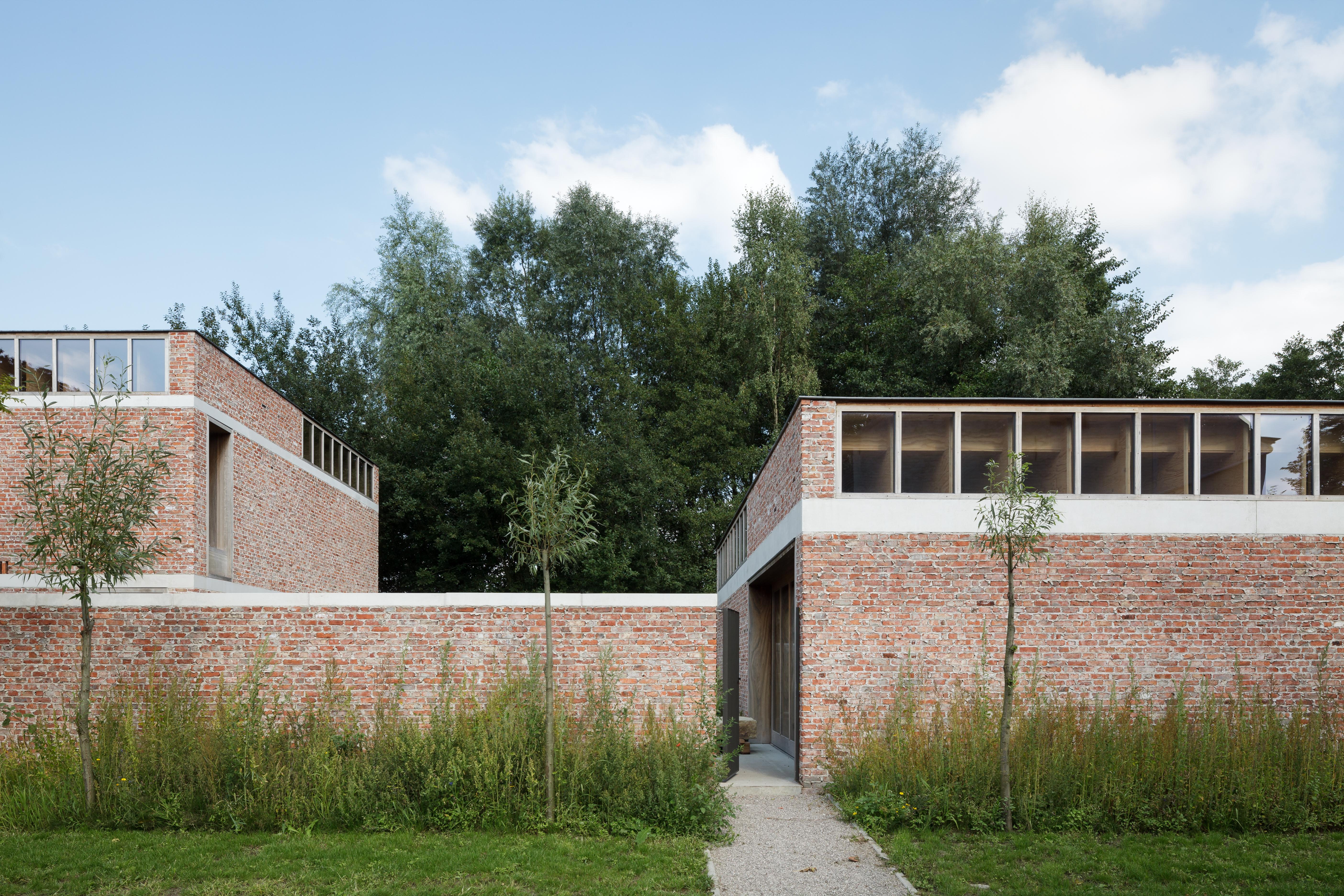 <p>Atelierwoning in Mariakerke i.s.m. Van Gelder Tilleman architecten</p>