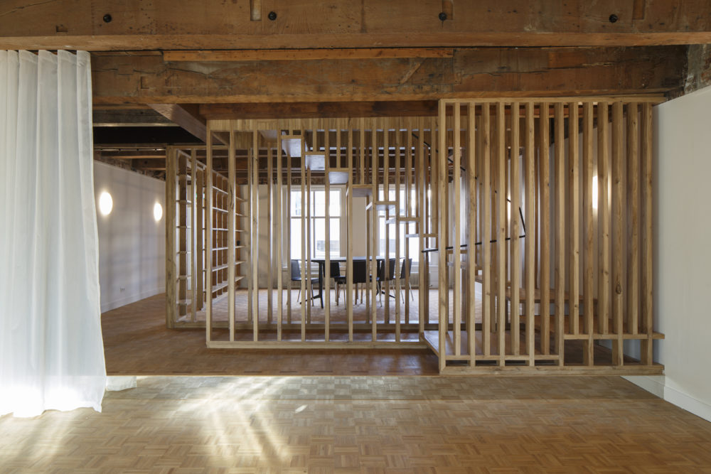 Nominatie ARC18 Interieur: IAS – Institute for Advanced Study / Universiteit van Amsterdam – HOH Architecten
