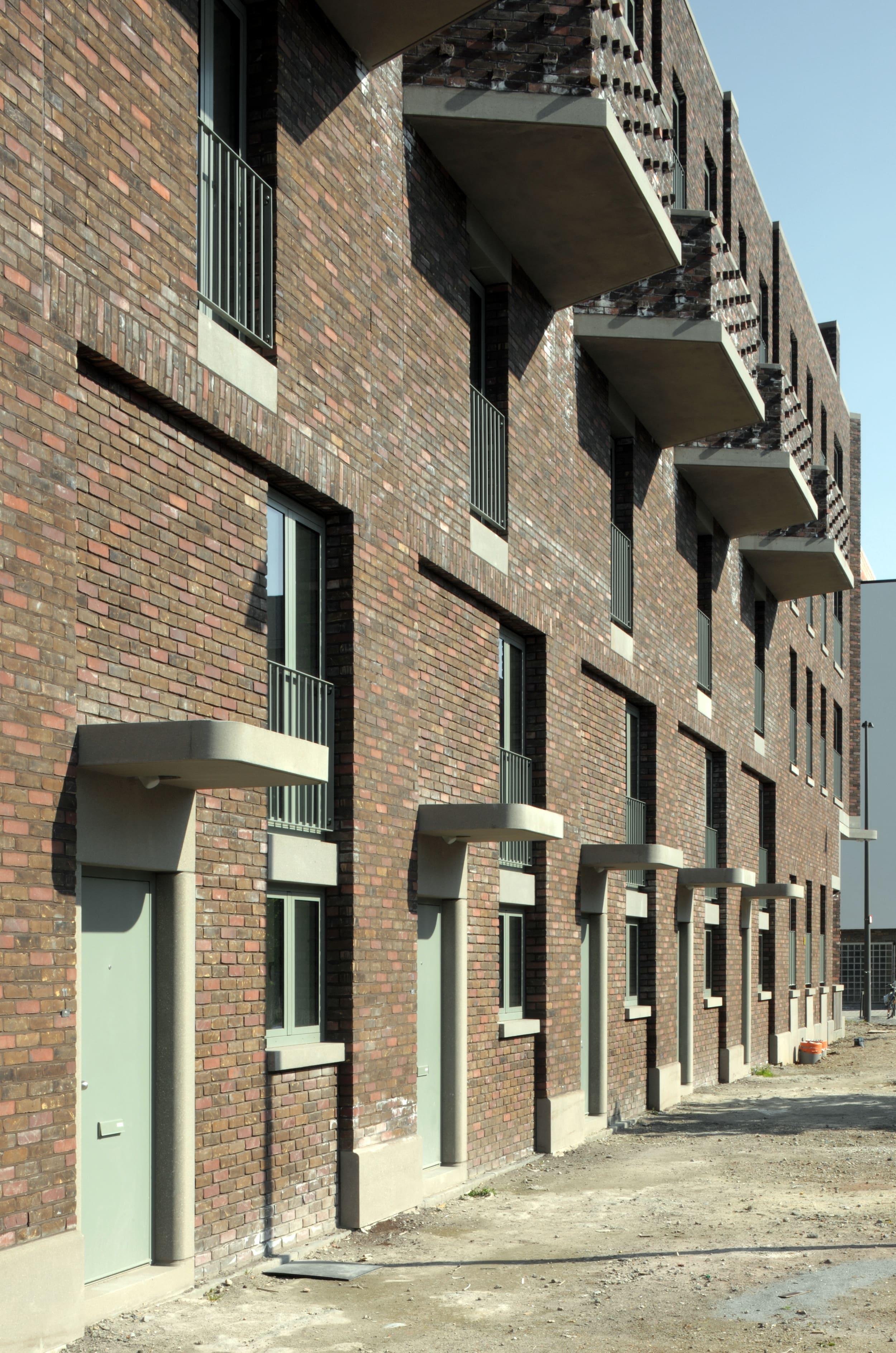 <p>Cadix Antwerpen &#8211; Happel Cornelisse Verhoeven en Stephen Taylor Architects. Beeld David Grandorge</p>