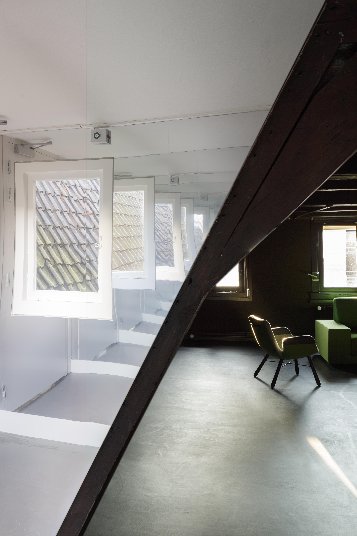 <p>Doorgang twee panden &#8211; foto: Jordi Huisman</p>