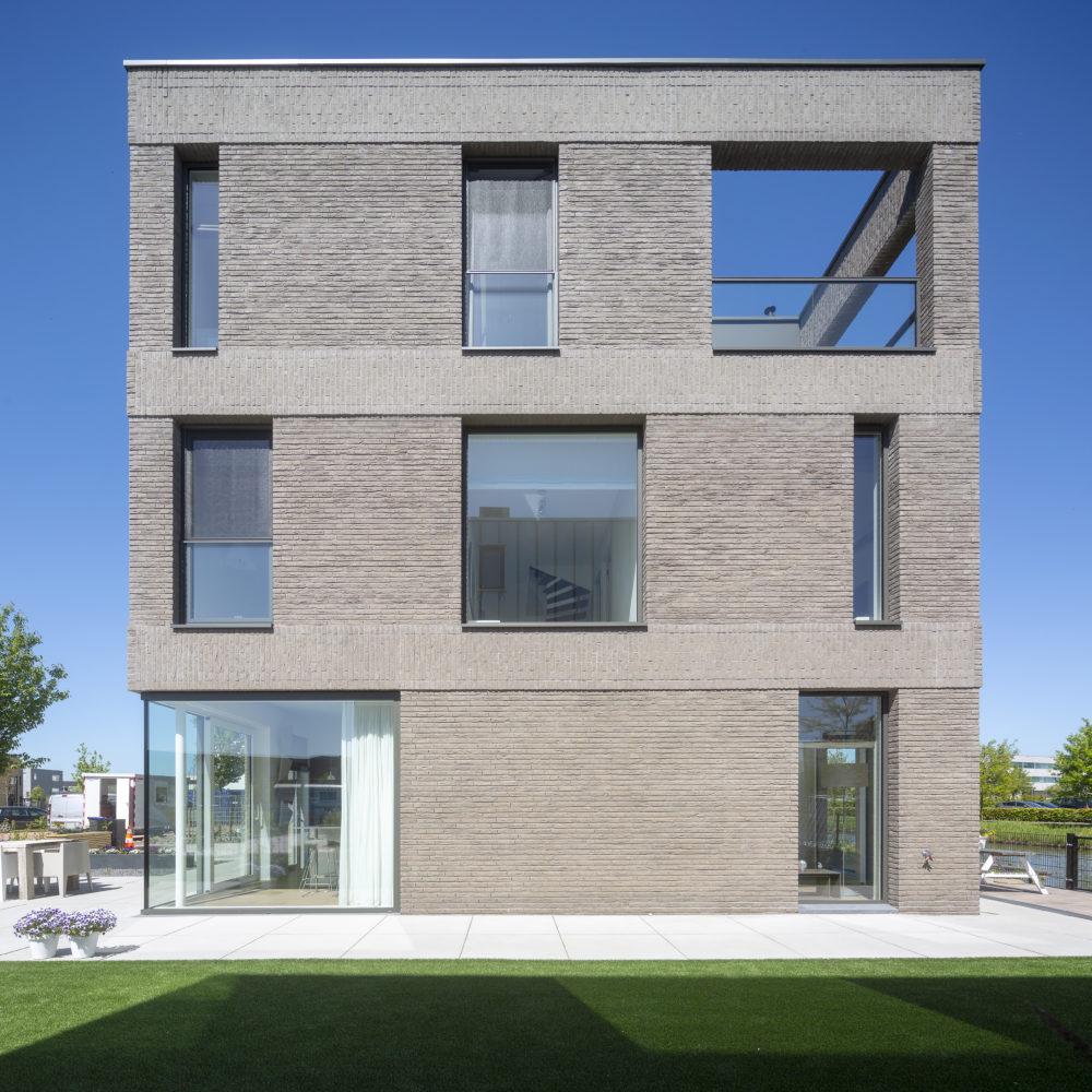 ARC18: Kubus Woning, Utrecht – NwA architecten