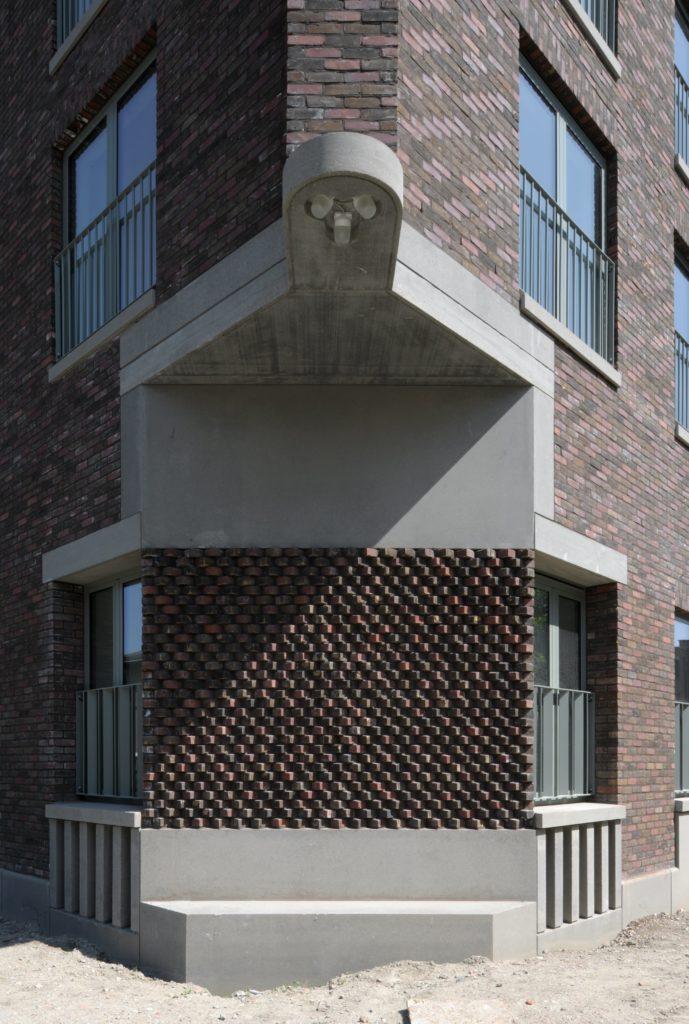 Cadix Antwerpen - Happel Cornelisse Verhoeven en Stephen Taylor Architects. Beeld David Grandorge