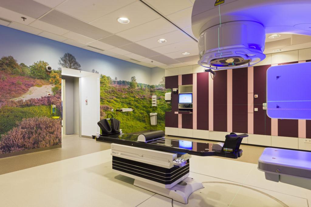 Erasmus Medisch centrum Rotterdam door EGM Architecten. Beeld Rob van Esch