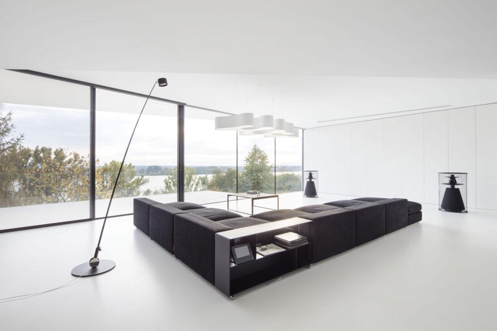 Beeld Olo Studio, By The Way House, Polen - Robert Konieczny en KWK Promes team