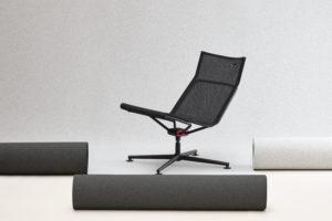 Unieke Dondola-techniek van Wagner houdt stoel in beweging