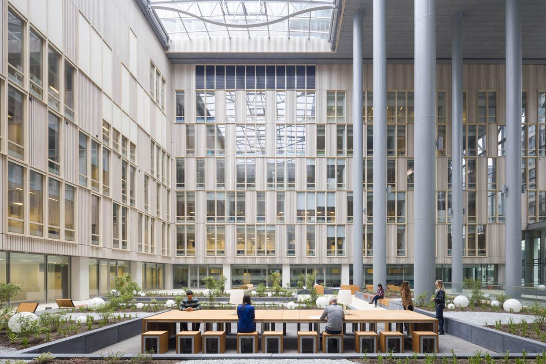 ARC18: Interieur Erasmus MC – EGM interieur - De Architect
