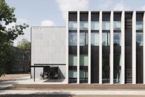 ARC18: CUBE Onderwijs en zelfstudiecentrum Tilburg – KAAN Architecten