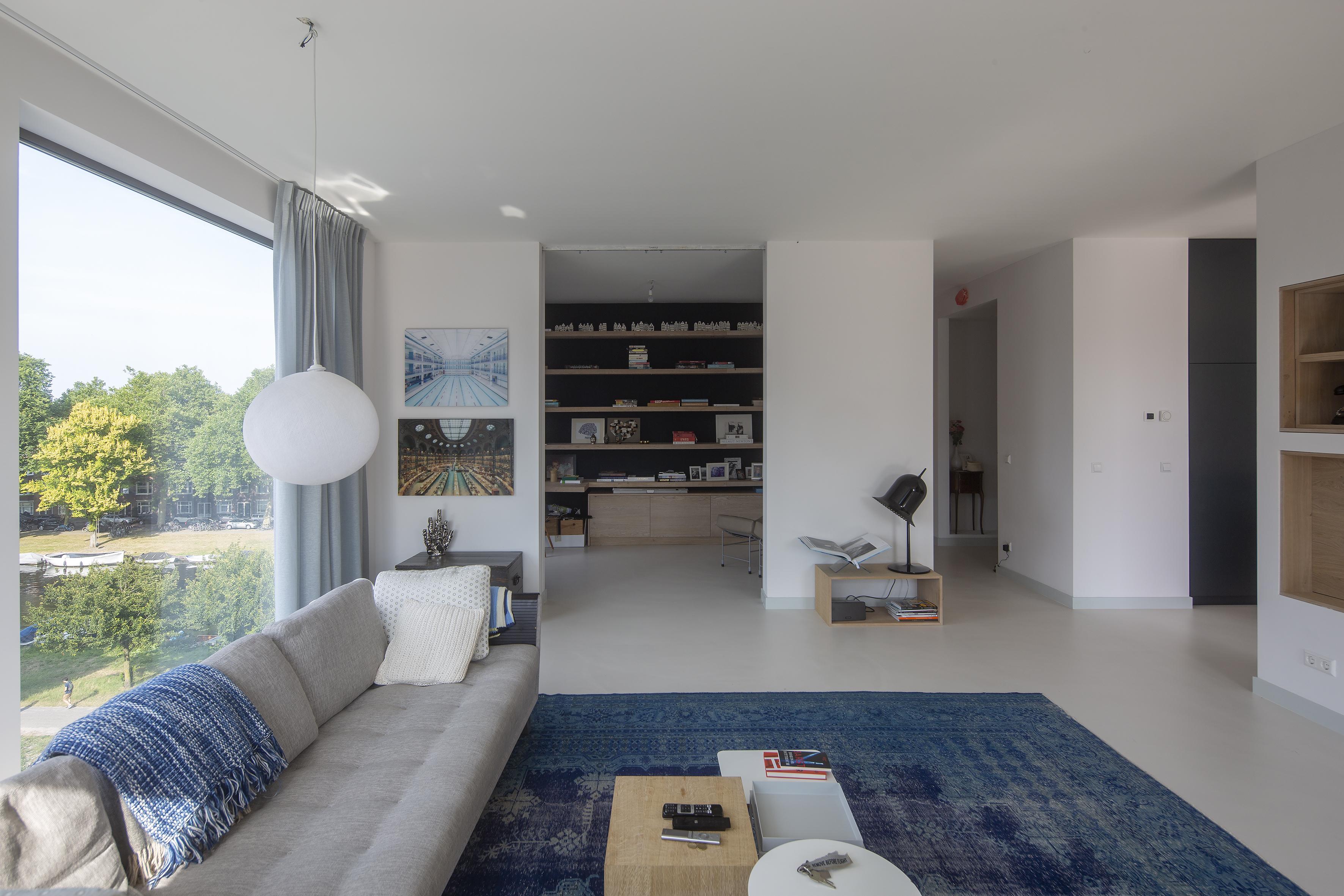 <p>Het Schetsblok interieur woning foto: Luuk Kramer</p>