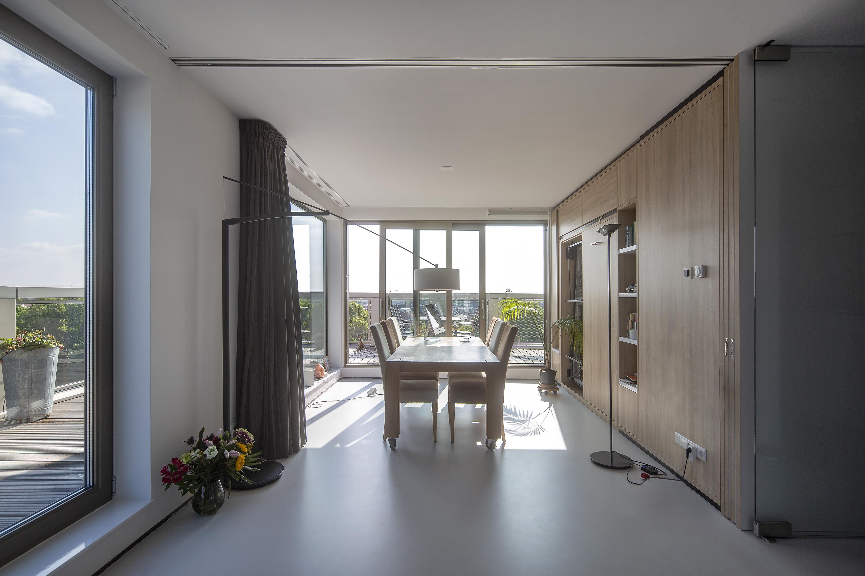 <p>Het Schetsblok penthouse foto: Luuk Kramer</p>