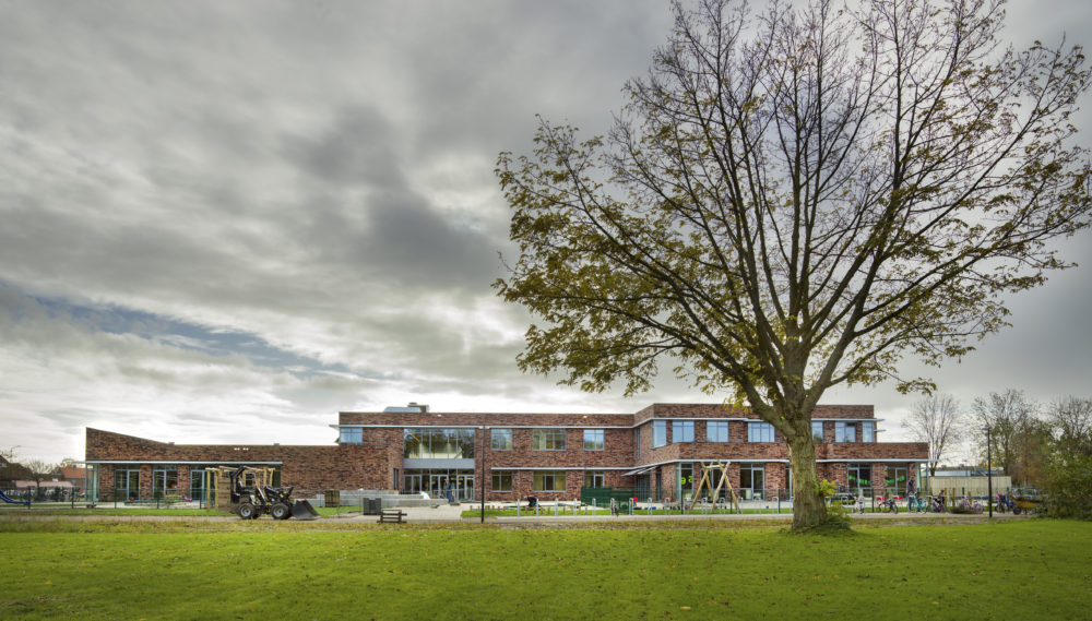 ARC18: Brede School De Esdoorn Sleeuwijk – Olivier | No Label Architecten