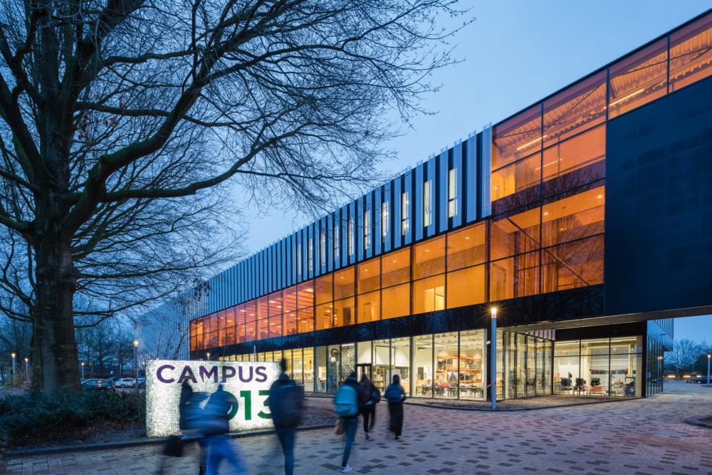 ARC18: Campus 013 Tilburg – architecten|en|en