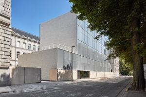 ARC18: Uitbreiding Onze-Lieve-Vrouwecollege De Dames Antwerpen – Archiles architecten