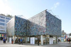 ARC18: People's Pavilion – 100% geleend – bureau SLA