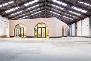ARC18: Bioklas Fort V – BC architects & studies