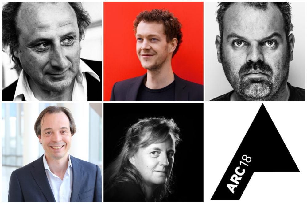 Maak kennis met de jury van de ARC18 Innovatie Award