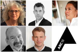 Jury ARC18 Architectuur Award bekend