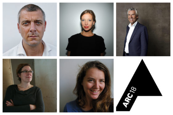 Jury ARC18 Jong Talent bekend