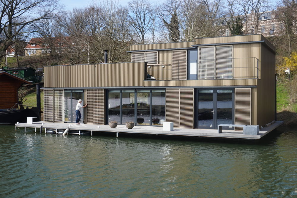 ARC18: Woonboot AD Arnhem – Hoogte Twee Architecten