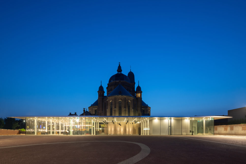 ARC18: Theater het Speelhuis – van Dongen – Koschuch Architects and Planners