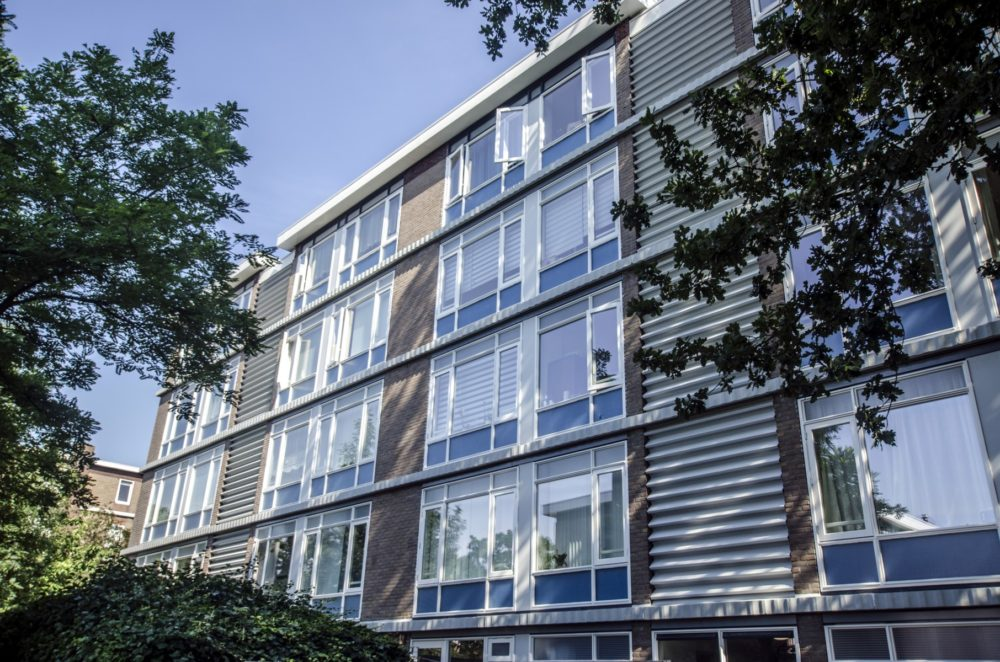 ARC18: Rietveld woningen Utrecht – A3 Architecten