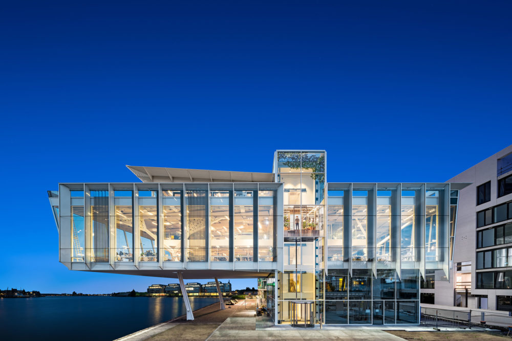 ARC18: Amvest Hoofdkantoor Amsterdam – Rietveld Architects New York