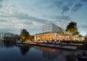 Bouwstart duurzaam Yotel Amsterdam