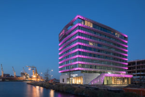 ARC18: Hotel Houthavens – ZZDP Architecten