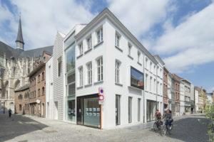 Nominatie ARC18 Architectuur: Huis van Lorreinen – dmvA architecten