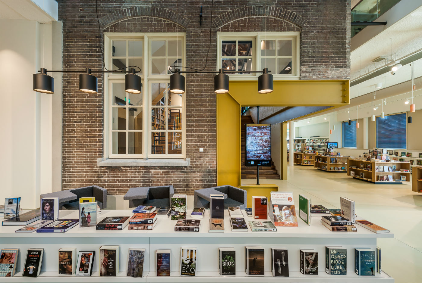 Bibliotheek Den Helder is de beste van de wereld - De Architect