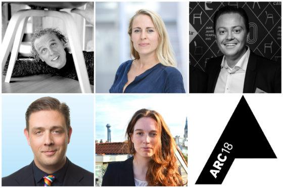 Jury ARC18 Meubel Award stelt zich voor