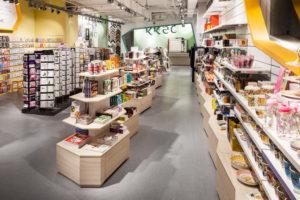 ARC18: Meubels cadeauwinkel KKeC – Zoetmulder + Jeanne Dekkers Architectuur