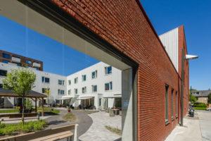 ARC18: Woonzorgcomplex Klaasje Zevenster te Amstelveen – GGH Architecten