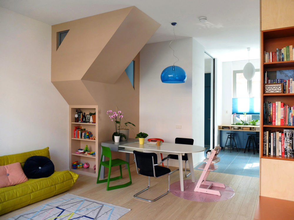 ARC18: Work Home – Play Home – LAGADO architects