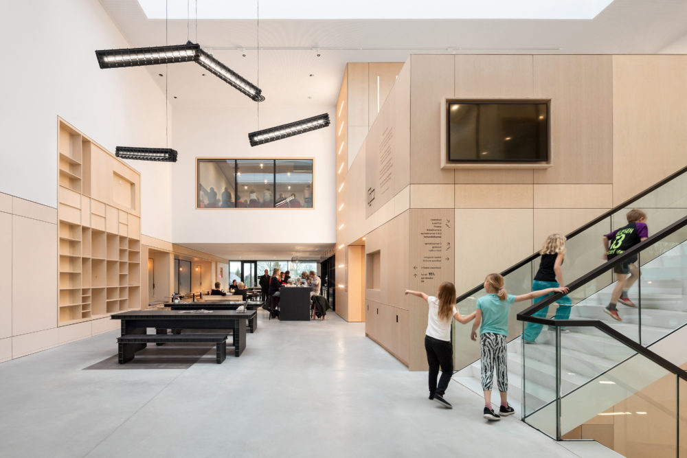 Winnaar ARC18 Interieur: MFCDoelum Renkum – NOAHH + studio Nuy van Noort ism Abbie Steinhauser