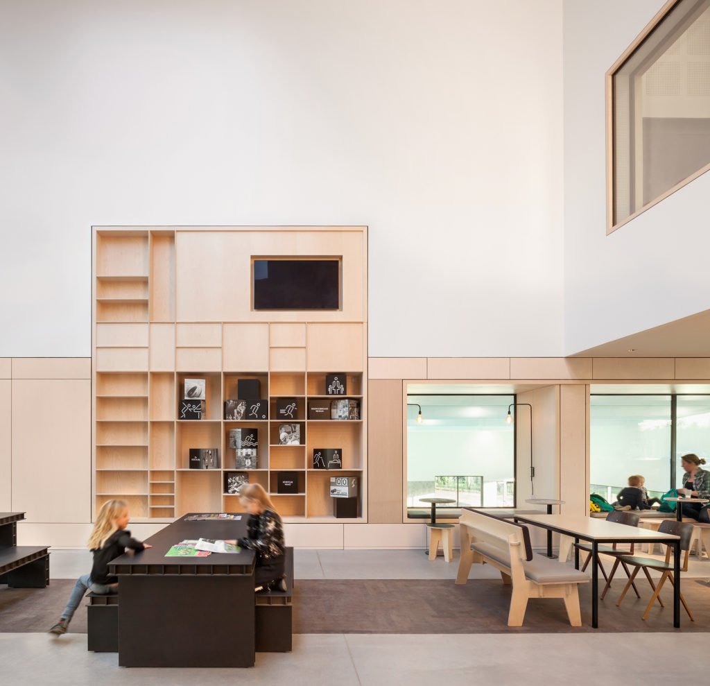 MFCDoelum Renkum - NOAHH + studio Nuy van Noort, beeld Katja Effting