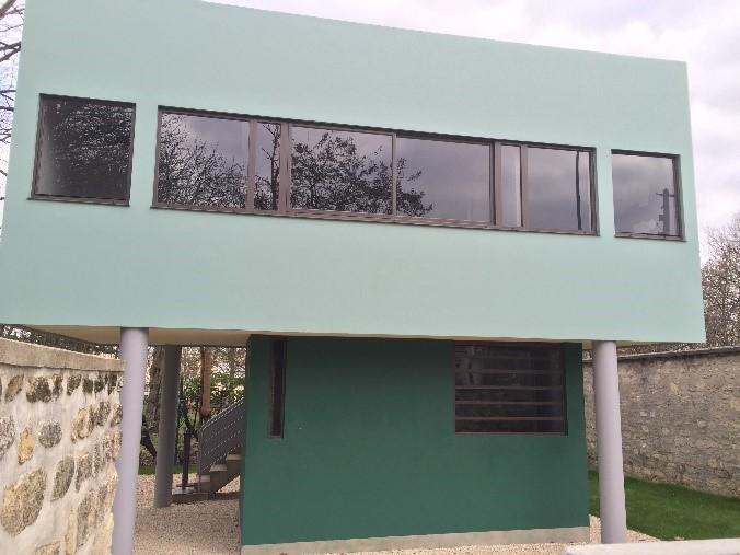 Le Corbusier Opinie Misak Terzibasiyan