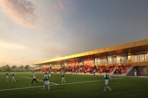 Bouwstart Feyenoord Academy en Sportclub Feyenoord